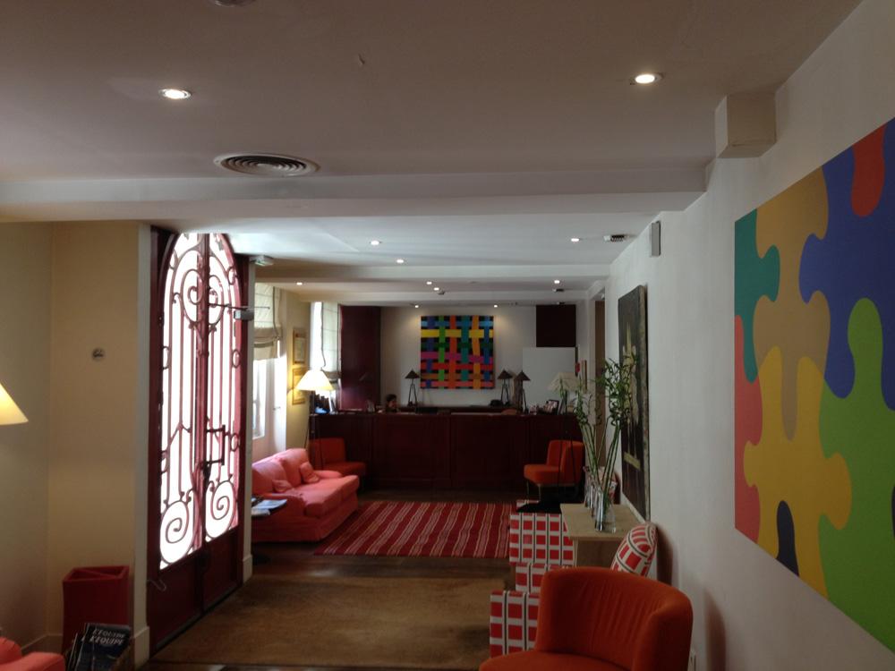 HOTEL MANUFACTURE