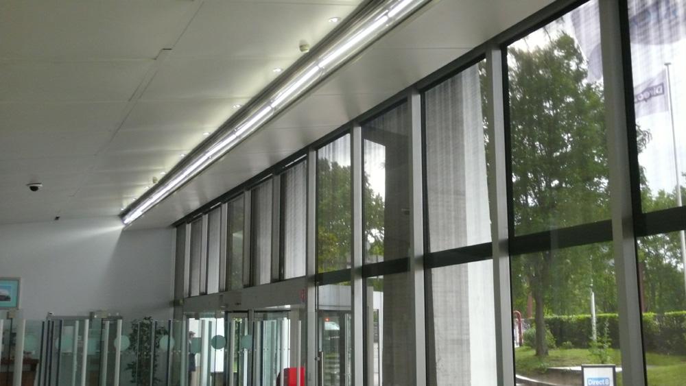 Hall d'accueil Tour BOLLORÉ/ DIRECT 8
