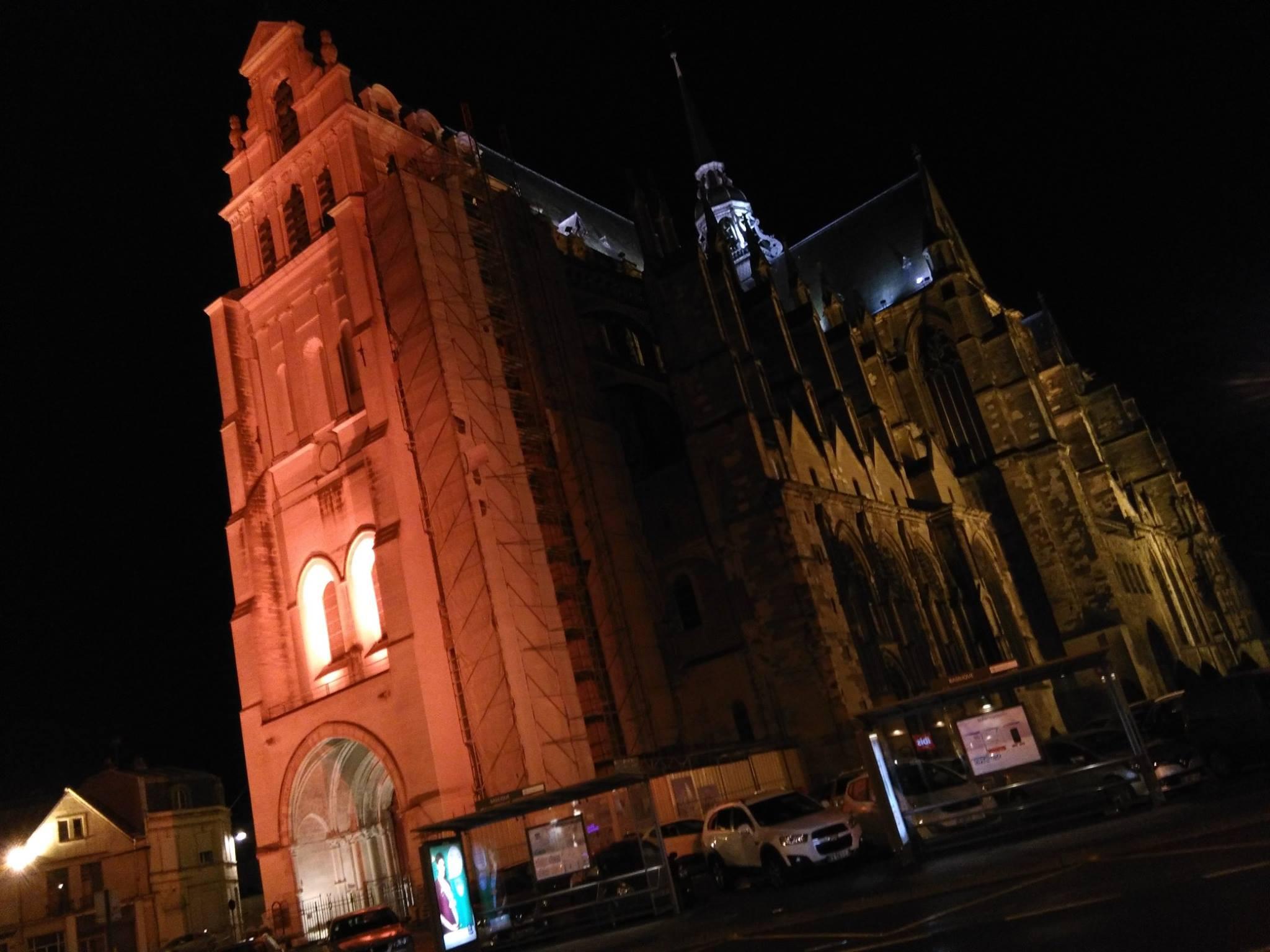 Basilique St Quentin (Oise) 2016