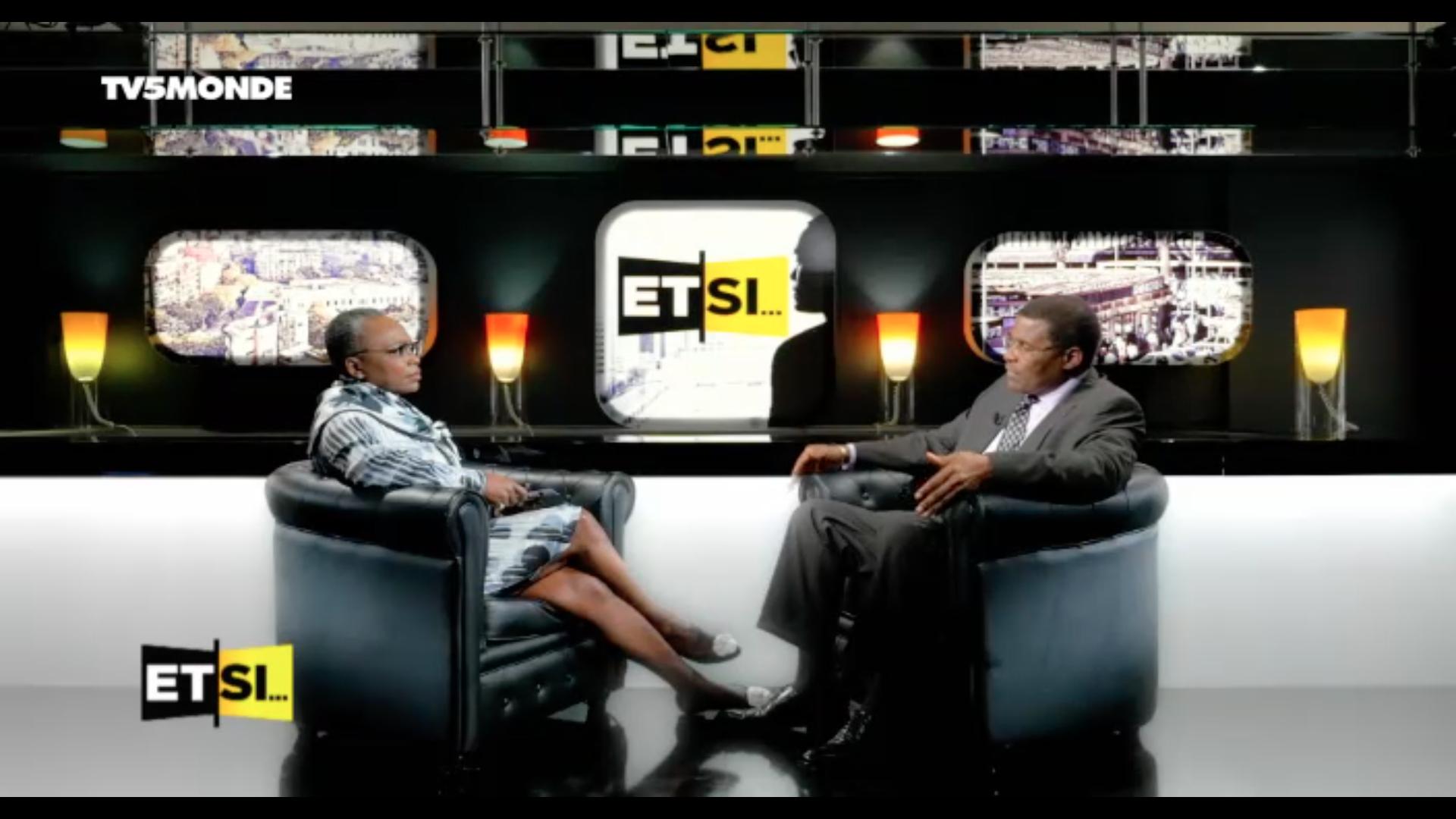 Emission «ET SI» (2016) – TV5 MONDE