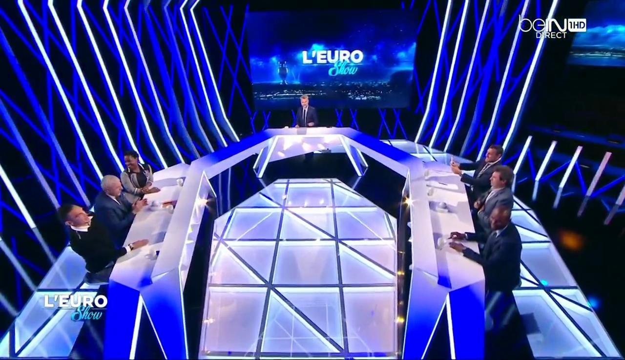 EURO SHOW 2016 – BeIN SPORT
