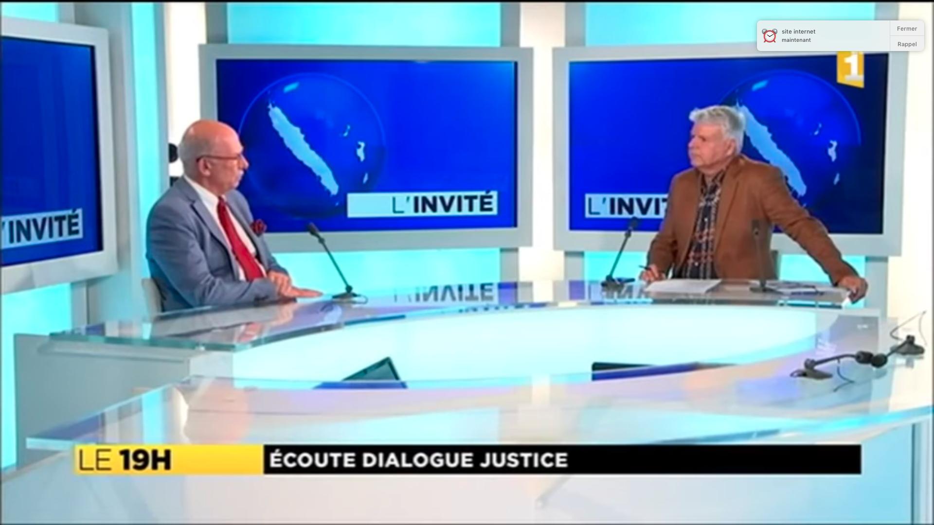 NOUVELLE CALEDONIE 1ère (2016) – France Télévision