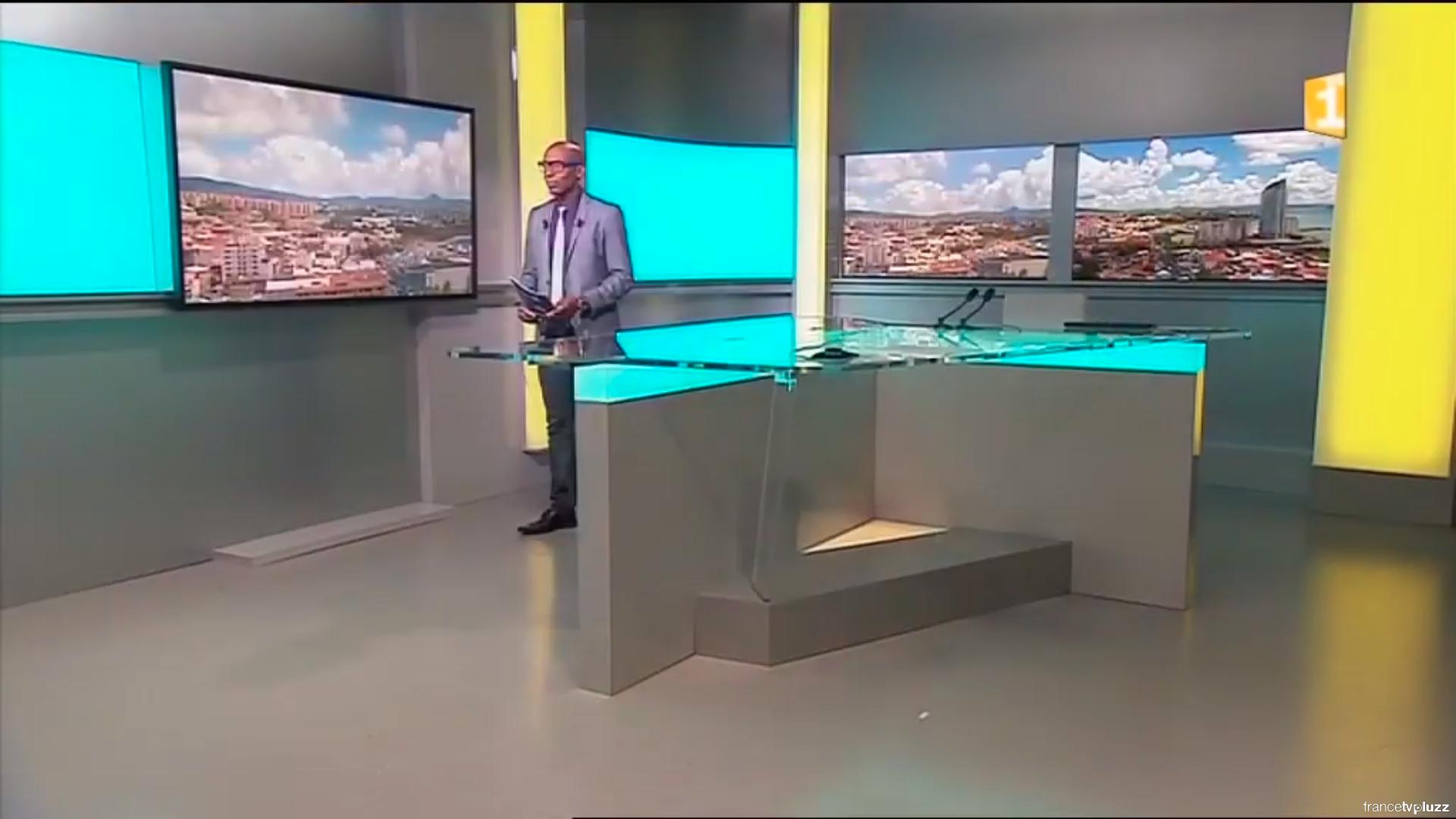 MARTINIQUE 1ère (2017) – France Télévision
