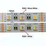 LEDSTRIP RGBWhite 84 LED mètre